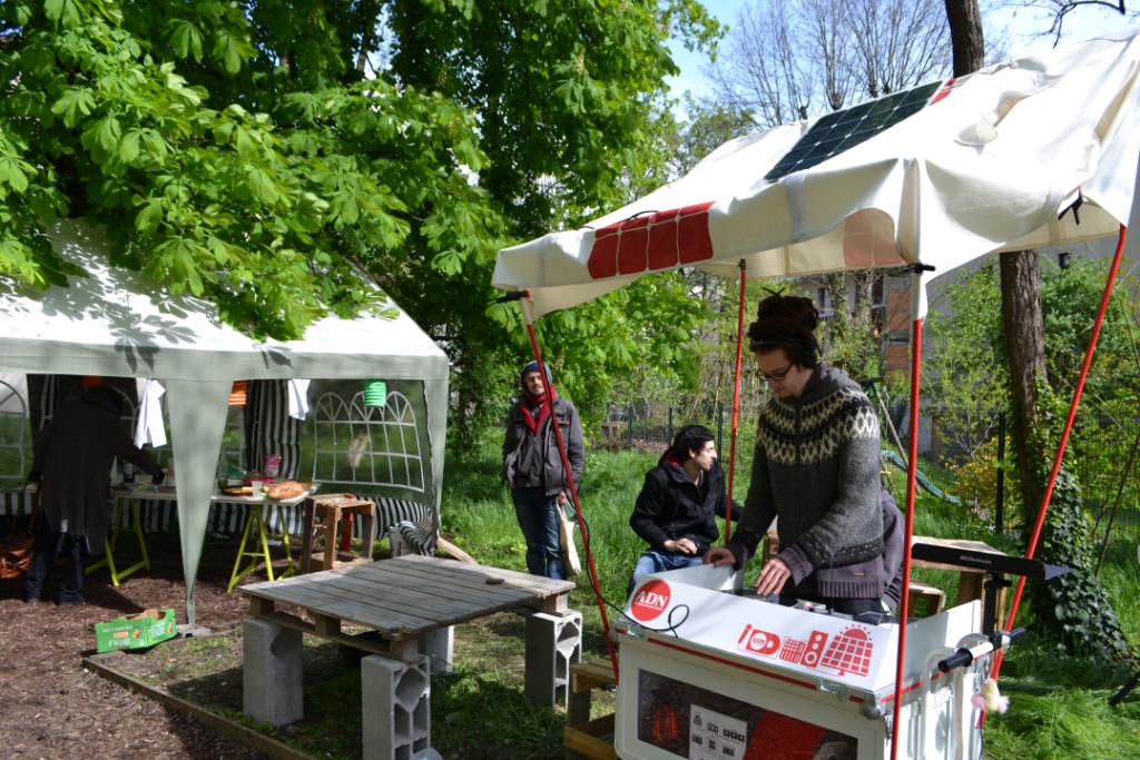 photo : Maison Citoyenne de Strasbourg
