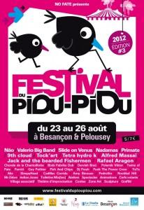 Festival piou piou Besançon