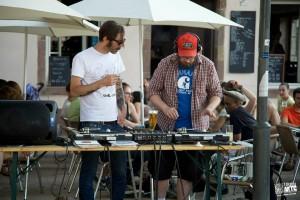 Pétanque Funky avec G:Phil, Contre Temps 2013
