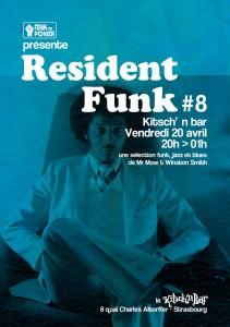 resident fun k affiche 8