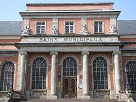 Mulhouse, Bains Municipaux