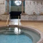 Bains Romains bassin chaud