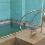 Sauna bassin