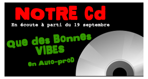 Notre CD