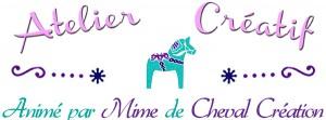Atelier Créatif Enfant Cheval Création
