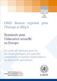 Objectifs de l'éducation à la sexualité